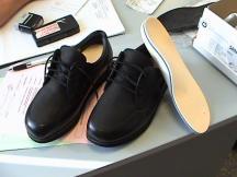 Chaussures orthopédiques pour diabétiques